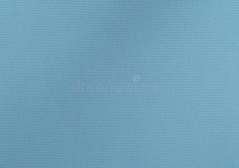 Light blue cloth textile material texture background pattern royalty free stock photo