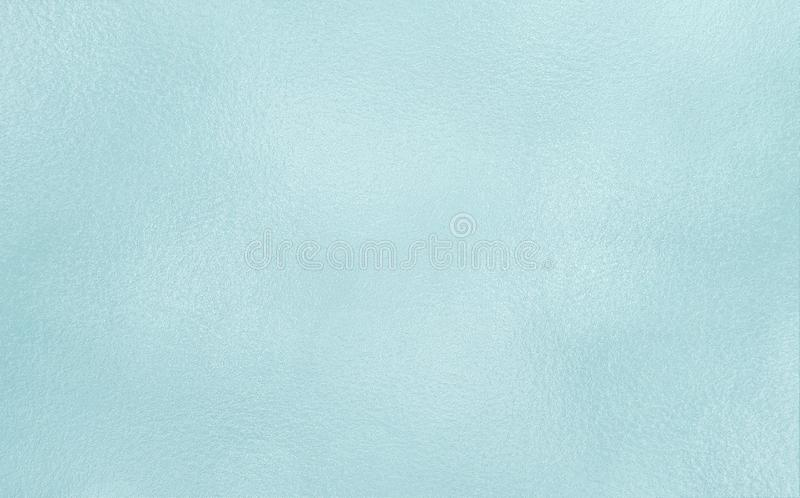 Light blue color frosted Glass texture background royalty free stock photography