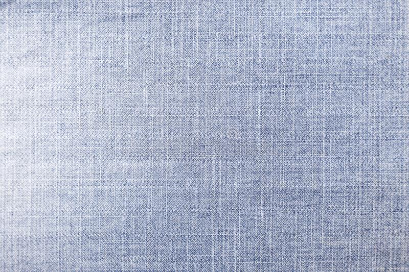 Light blue denim texture stock images