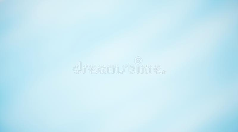 Light Blue gradient background vector illustration
