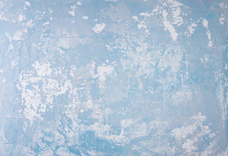 Light blue gray beton background wall texture copy spase. Pure stock photo