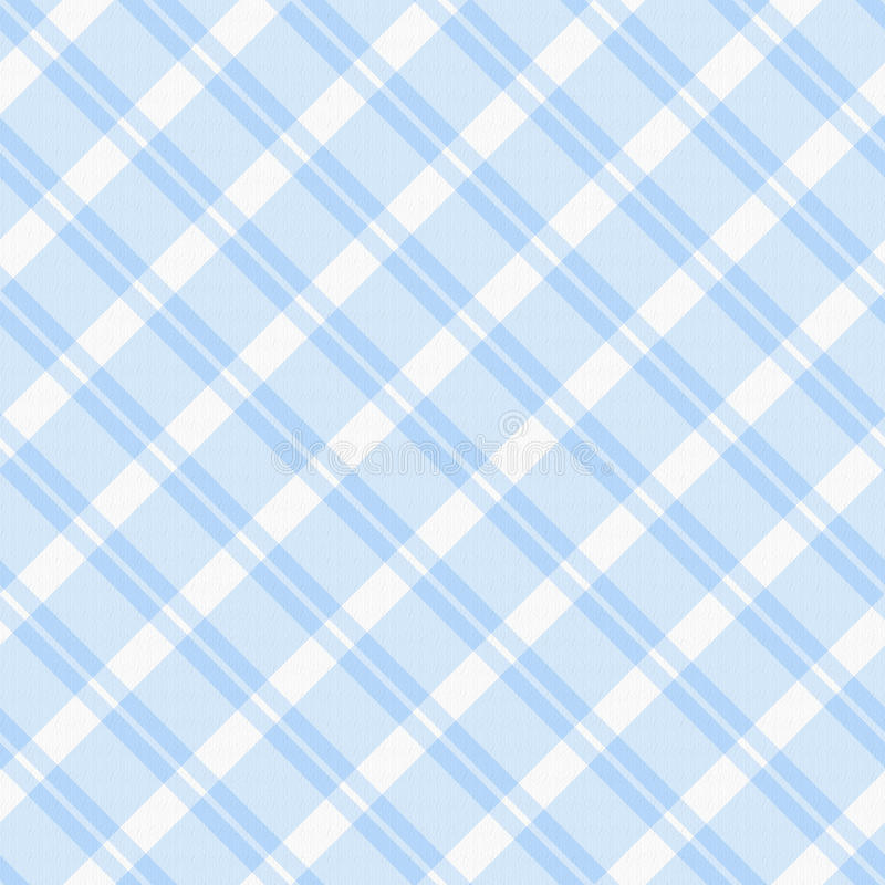 Download Light Blue Plaid Fabric Background Stock Illustration - Image: 26298297