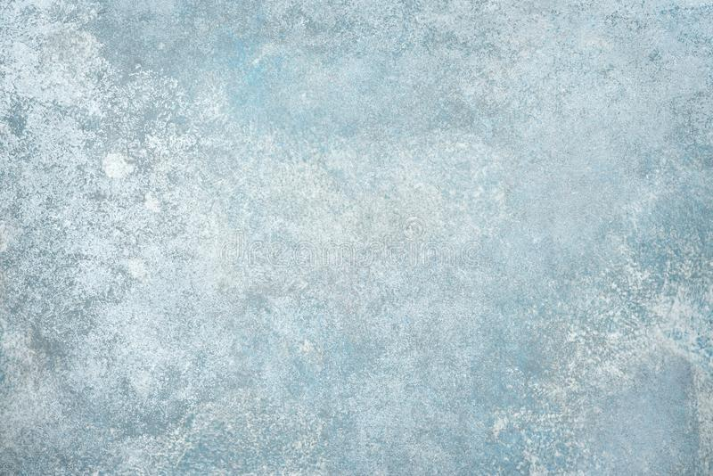 Light blue stone wall or floor. Grunge background stock images