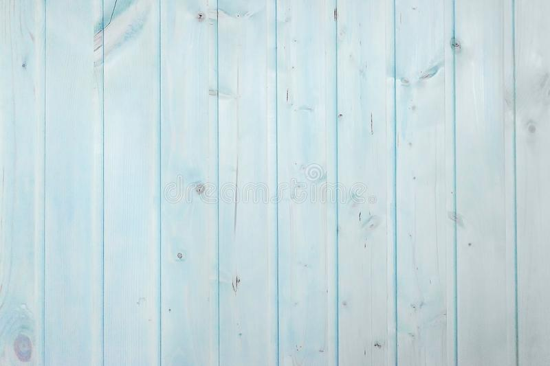 Light blue striped wooden walpaper. Retro nice weathered texture. Wallpaper for defferent items and labels stock photo