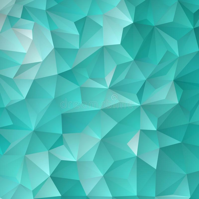 Light BLUE vector shining hexagonal template. Colorful abstract illustration with gradient. A completely new design for your stock illustration
