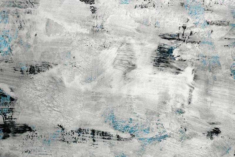 Light blue very much scratched wall plaster texture - beautiful abstract photo background. Nice light blue very much weathered board stucco texture - abstract stock images