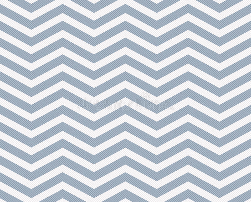 Light Blue and White Zigzag Textured Fabric Background vector illustration