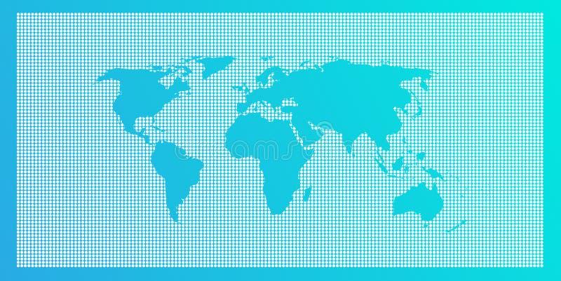 Light blue world map background stock vector illustration of globe download light blue world map background stock vector illustration of globe asia 67861085 gumiabroncs Gallery