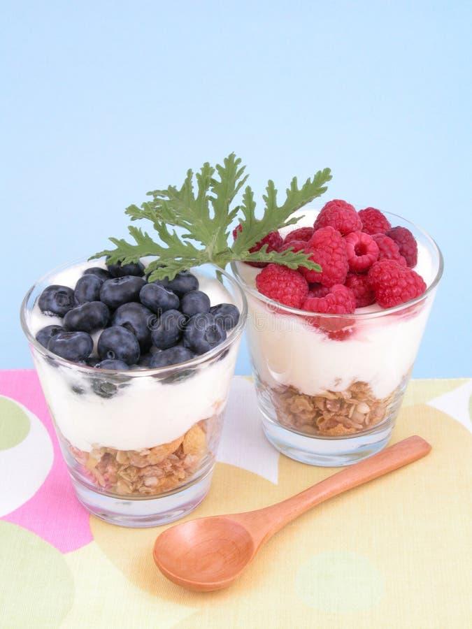 Light breakfast royalty free stock image