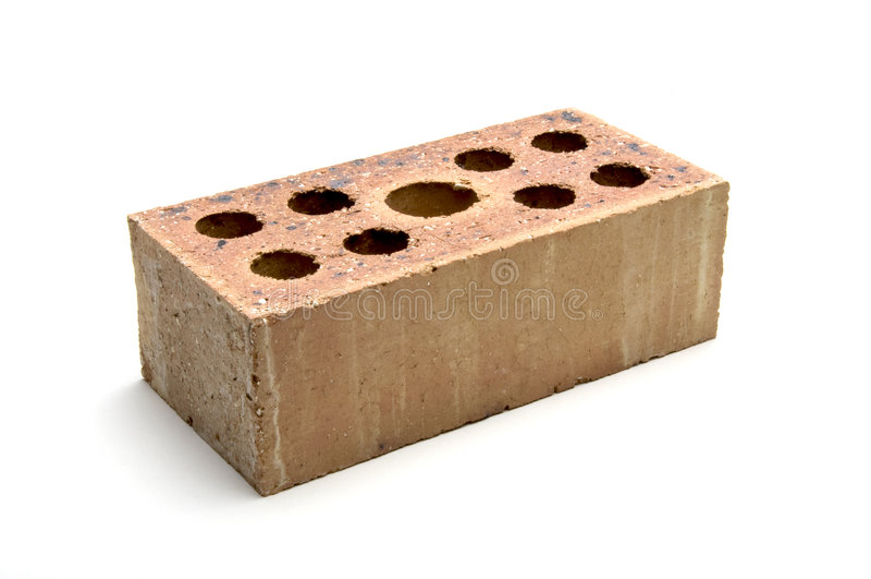 Download Light Brick with Slurry stock image. Image of slurry, brick - 8233471