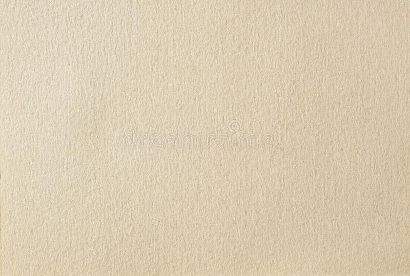 Light Brown Coarse Paper Texture Background royalty free stock photo