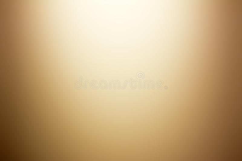Light brown gradient abstract background royalty free illustration