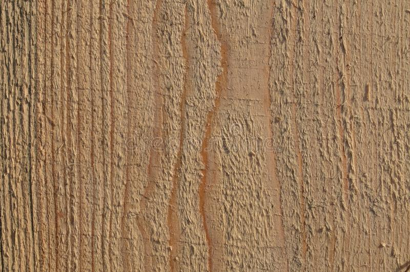Light brown new wood textured board royalty free stock photo
