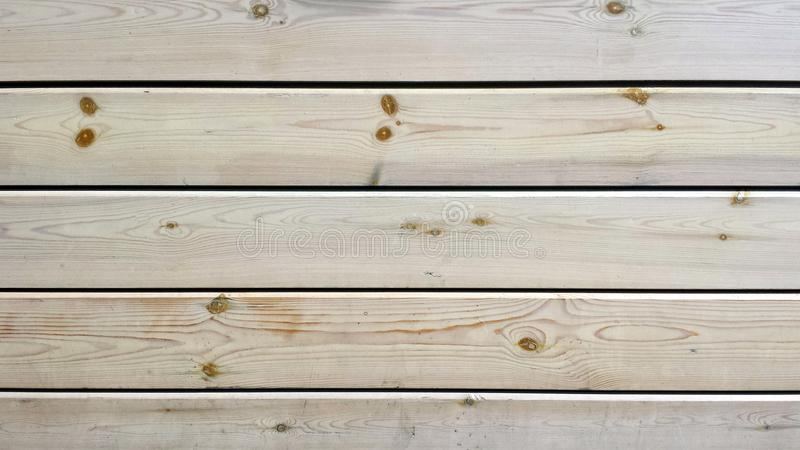 Light brown wood texture, background. royalty free stock photos