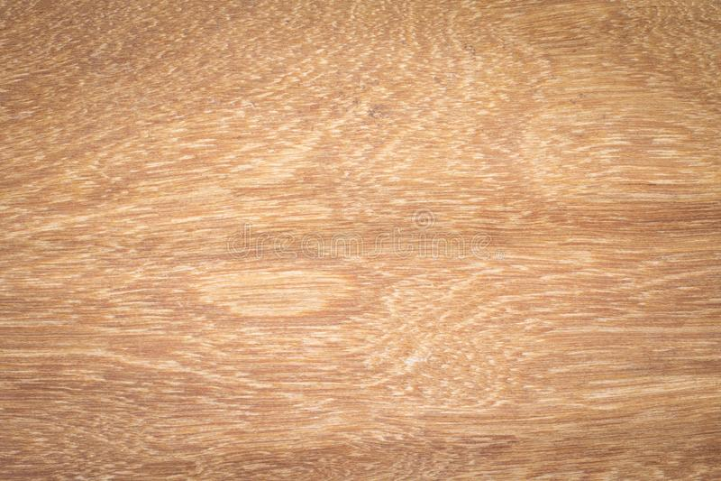 Light brown wood texture with pattern background. Detail of wooden structure for interior design or construction. Textured of desk royalty free stock image