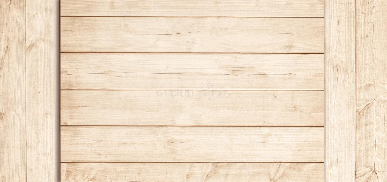Light brown wooden planks, tabletop or floor surface. Wood texture. stock photos