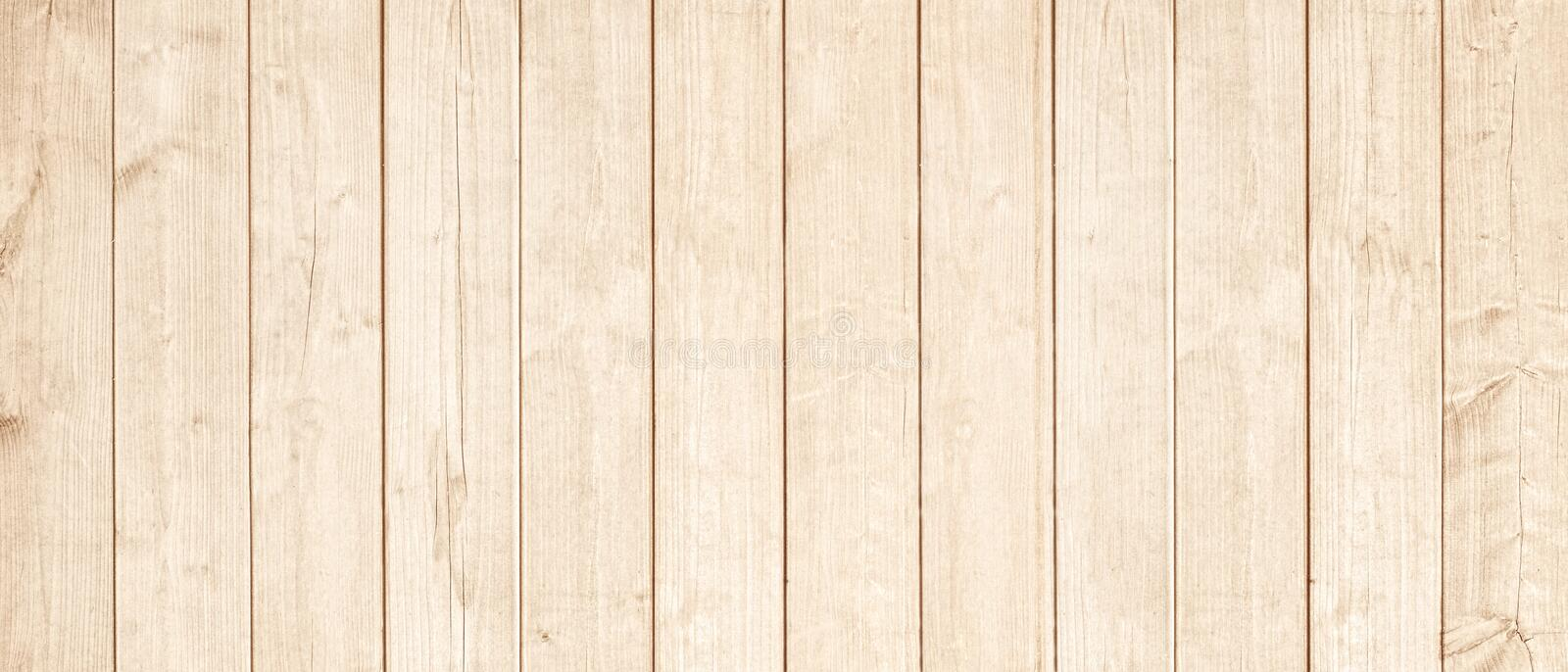 Light brown wooden planks, wall, table, ceiling or floor surface. Wood texture royalty free stock images
