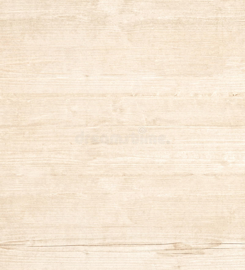 Light brown wooden planks, wall, table, ceiling or floor surface. Wood texture stock photography