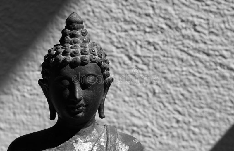 Light of Buddha. royalty free stock photos