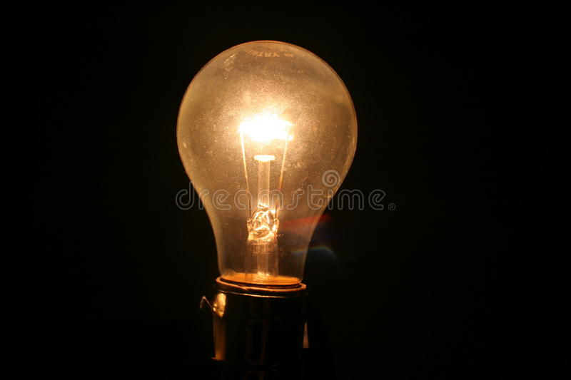 Download Light Bulb stock image. Image of world, save, close, dieing - 12657613
