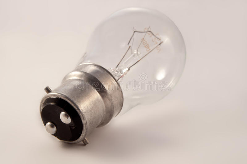 Download Light bulb. stock photo. Image of voltage, green, globe - 13436394