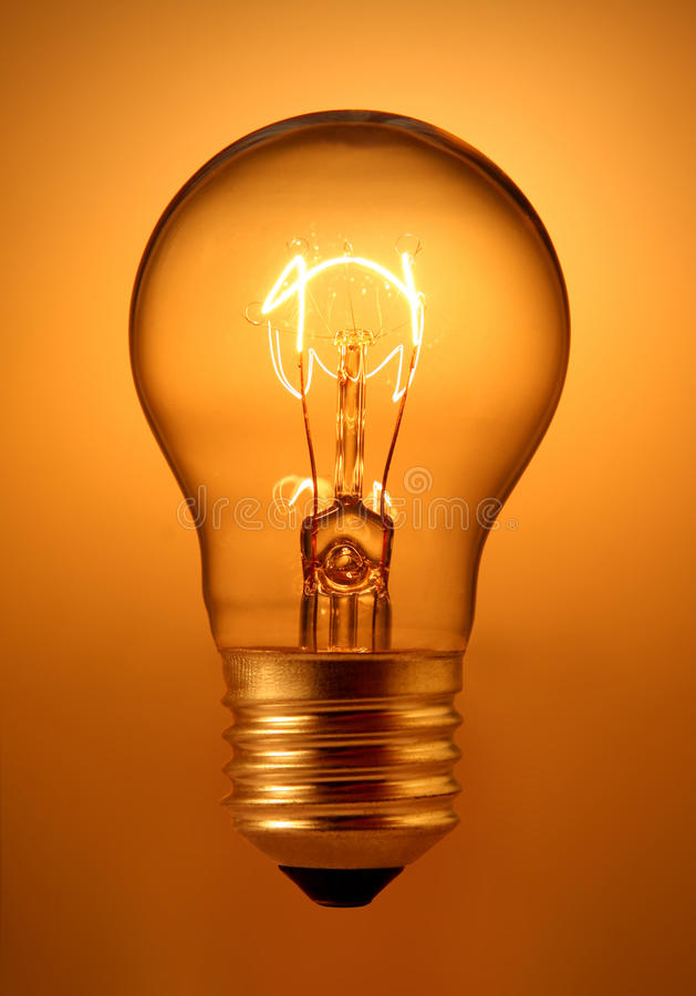 Download Light bulb stock image. Image of strategy, bright, creative - 13614423