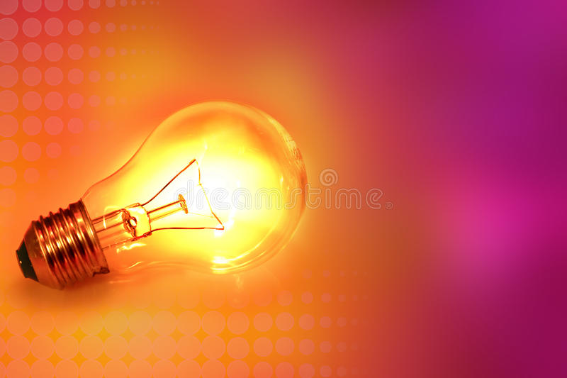 Download Light bulb stock image. Image of innovation, creative - 15766633