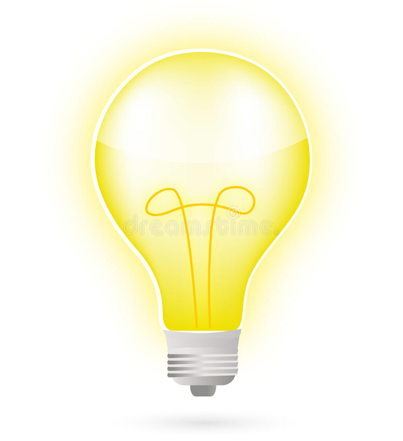 Download Light bulb stock vector. Image of human, collection, illustration - 16090041