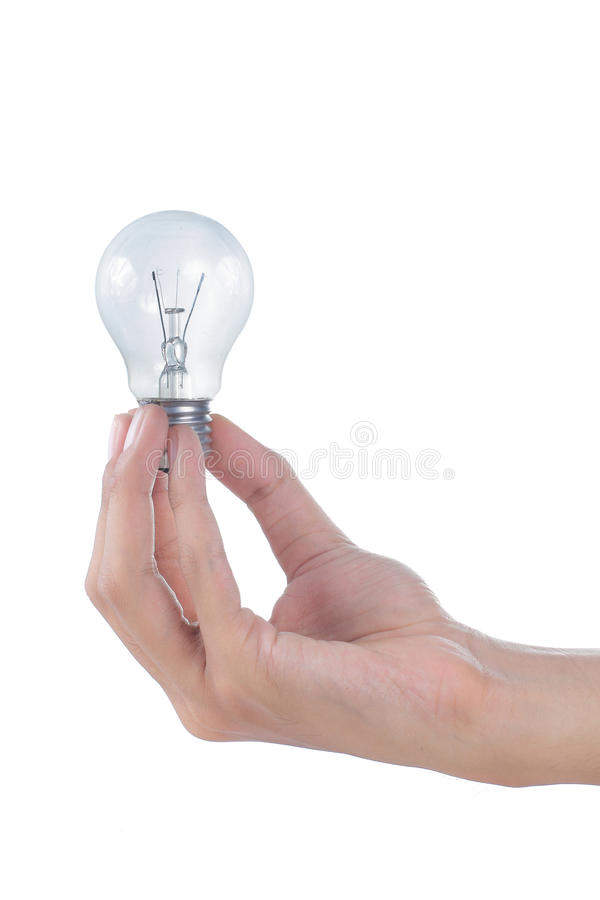 Download Light bulb stock image. Image of inspiration, bright - 16978587