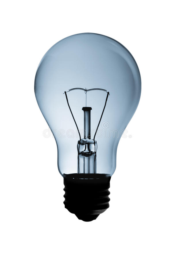 Download Light Bulb stock photo. Image of technology, vertical - 17522226