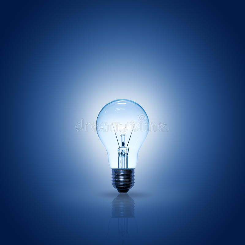 Free Light Bulb Royalty Free Stock Photos - 19509478