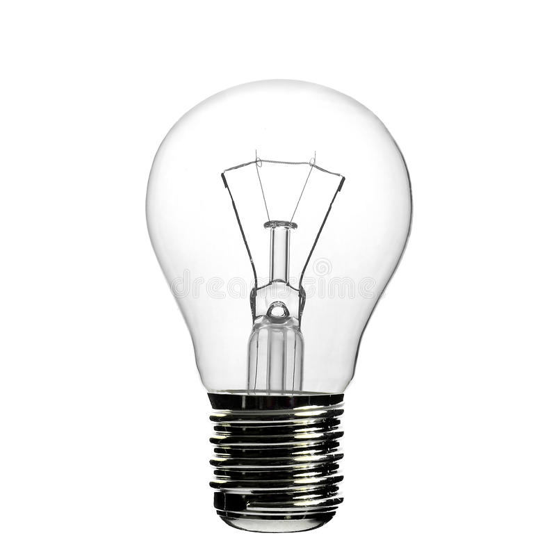 Download Light bulb stock image. Image of glass, luminary, glow - 23889069