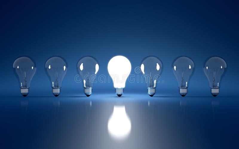 Download Light bulb stock illustration. Image of electricity, illustration - 26548708