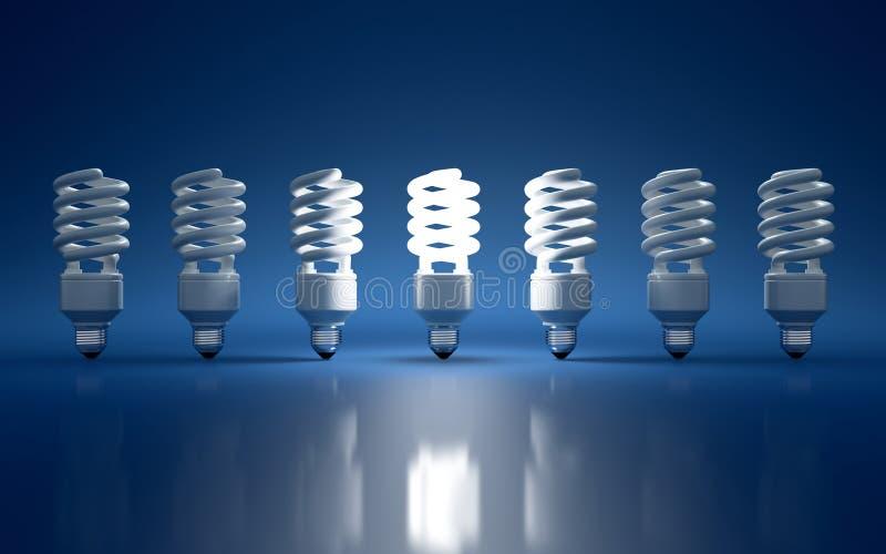 Download Light bulb stock illustration. Image of filament, concept - 26548718