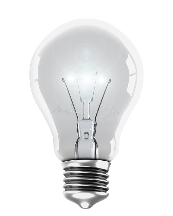 Download Light Bulb stock illustration. Image of line, technology - 7464361