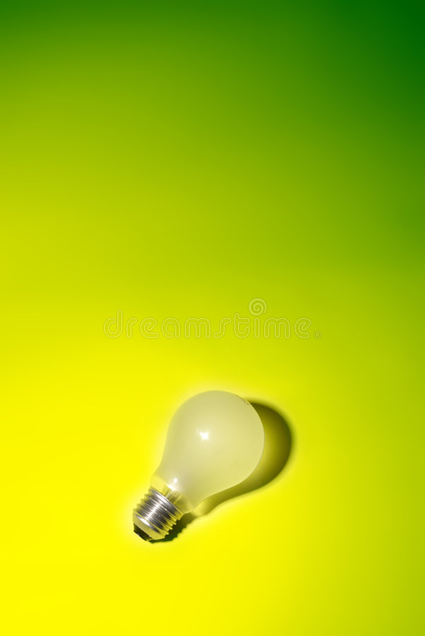 Download Light bulb stock image. Image of think, solutions, invention - 7723121