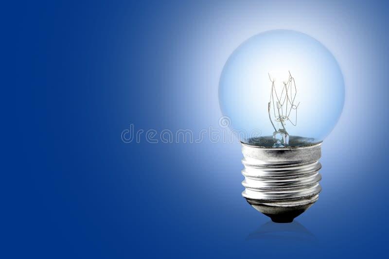 light bulb. stock photography