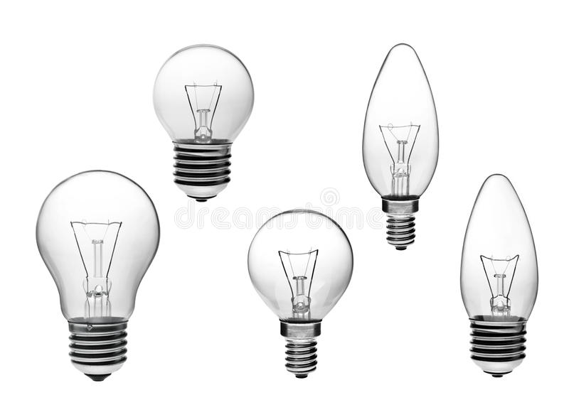 Download Light Bulb Equipment Royalty Free Stock Photography - Image: 10707977