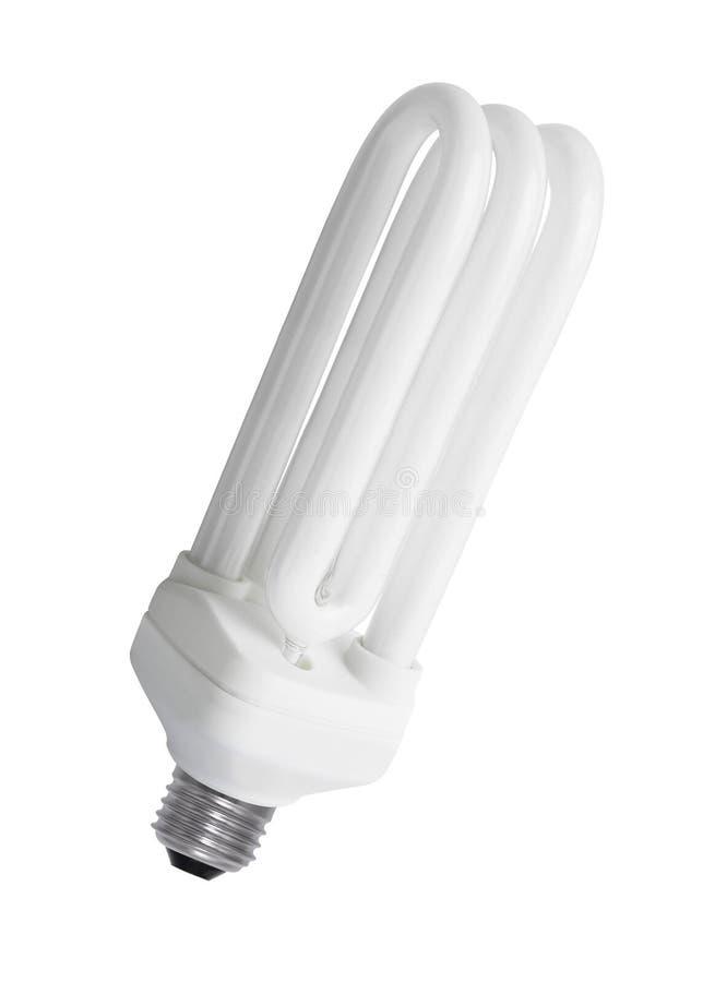 Light bulb, isolated stock photography