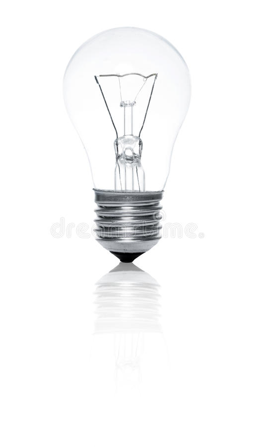 Download Light bulb stock image. Image of supply, spiral, electricity - 32020771
