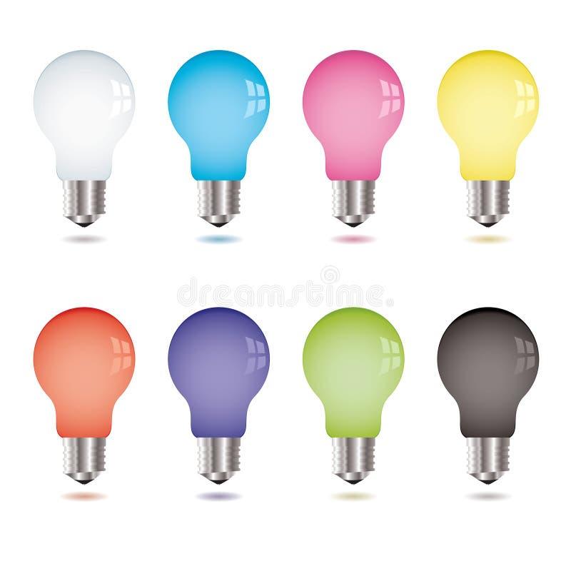 Free Light Bulb Variation Stock Images - 8057514