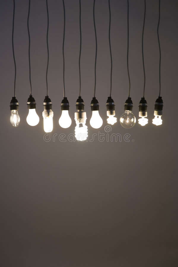 Free Light Bulbs Stock Image - 5112141