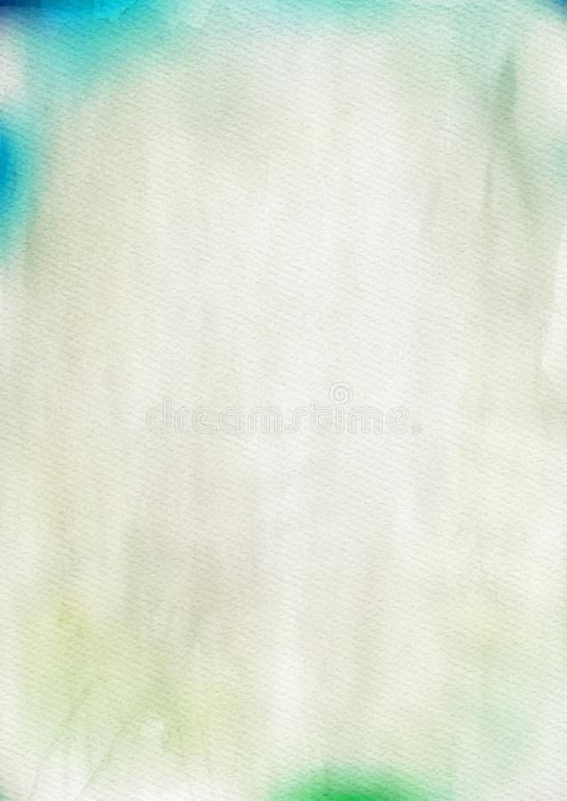 Light Color Watercolor Background Graphic Image royalty free stock images