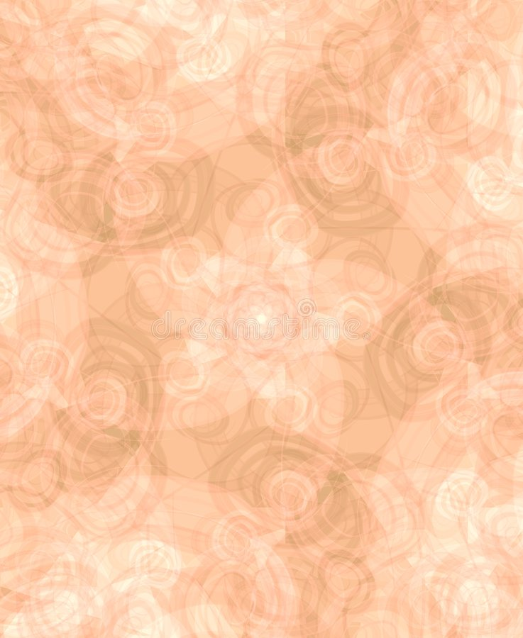Light Colored Texture Peach stock illustration