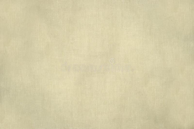 Light cotton canvas texture stock photography