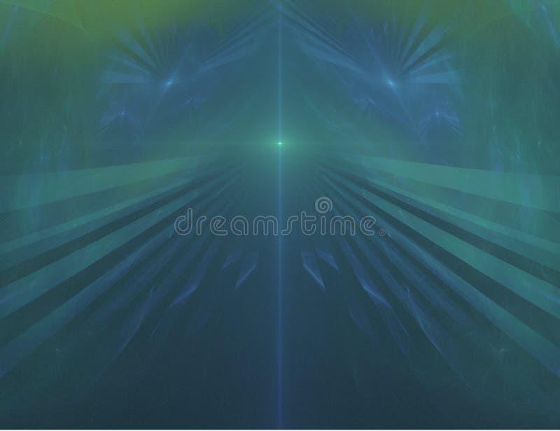 Download Light of the Cross stock illustration. Image of blue, christian - 1719543