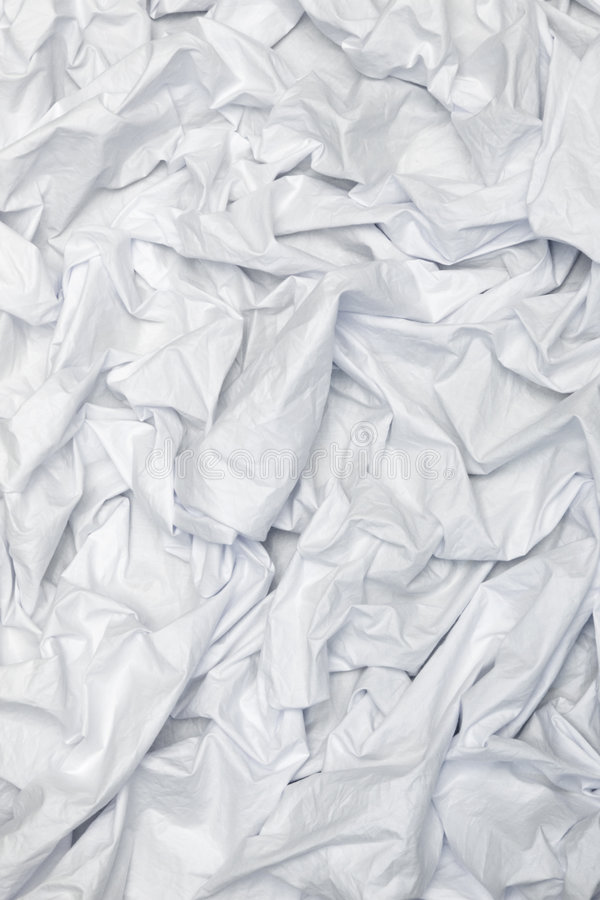 Light crumpled cloth txture stock images