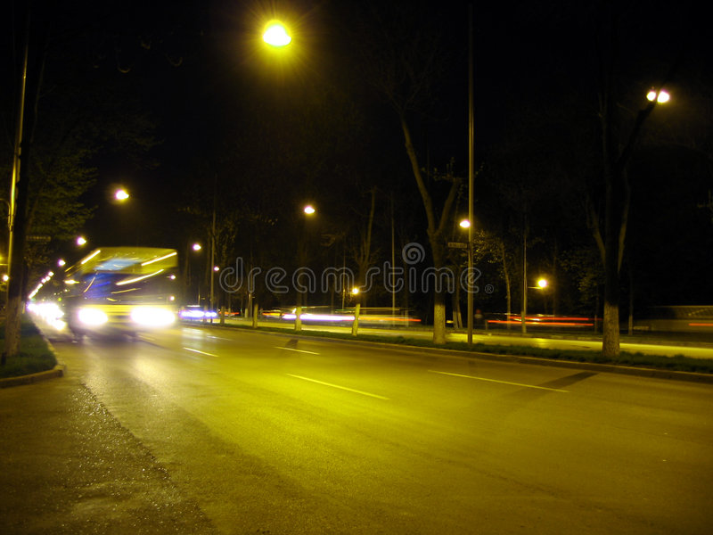 Download Light and dark 2 stock image. Image of highway, star, urban - 105957