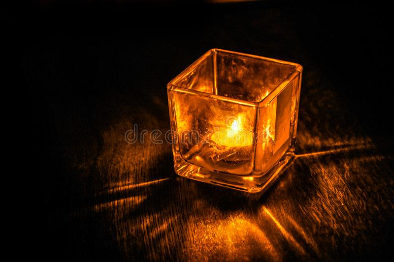 The Light in The Dark royalty free stock image