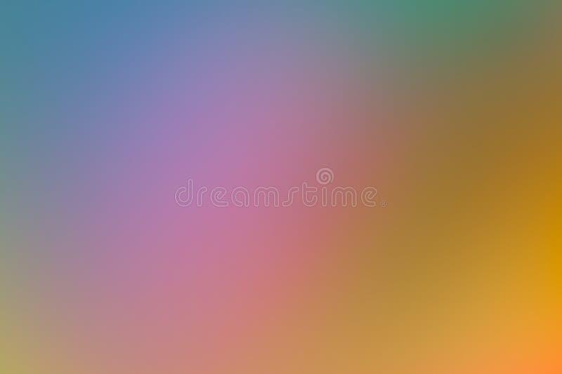 Light delicate background yellow pink blue green edges dark art base web design vector illustration